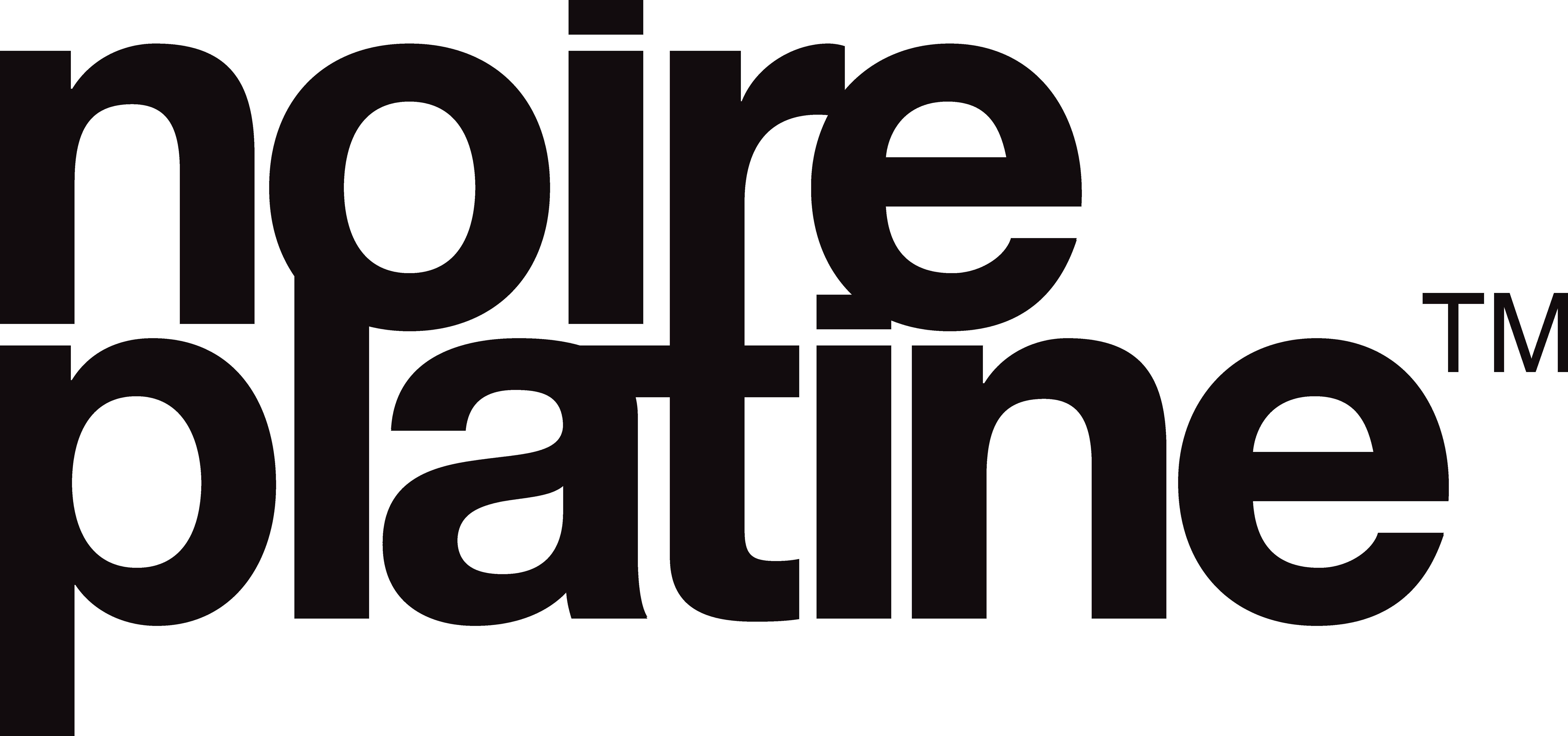 NOIRE PLATINE
